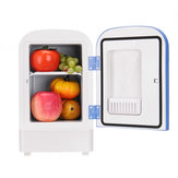 4L Car Warm Dual-use Portable Mini Semiconductor Insulation Car Refrigerator