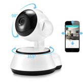 Xiaovv Q6S Smart 360° PTZ Panoramic 720P Wifi Baby Monitor H.264 ONVIF Two Way Audio Security IP Camera With M-otion Detection Night Vision
