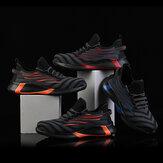 AtreGo Męskie siatkowe buty robocze ochronne ze stalowymi palcami Anti-smash Anti-przebicie
