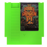 Double Dragon III - The Sacred Stones 72 Pin 8 Bit Game Card Cartridge for NES Nintendo