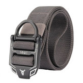 125cm ENNIU FA38-2 3.8cm Tactical Belt Nylon Sabuk Adjustable Zinc Alloy Buckle