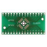 Qfn32 qfp32 convertidor de SMD para sumergir adaptador universal de placa PCB