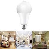 AC175-265V E27 18W No-regulable Pure White Constante 20LED Globo de globo para la decoración interior del hogar