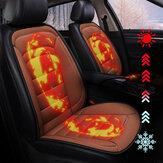 12V Universal Car RV Aquecido Assento Capa Almofada Aquecimento Aquecedor Almofada Aquecida Inverno