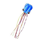 Portable Colorful Octopus Soft Outdoor Sport Flying Kite 5.5m