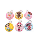 Squishy Bun Bread Lovely Girl Bag Phone Hanging Ornament Keyring Slow Rising 7cm Gift Collection