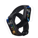 2szt Watch Screen Protector TPU Ultra-cienka folia przeciwwybuchowa do Xiaomi Miband 4