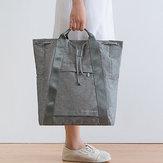 WomenضدللماءLargeسعةDrawstring Travel Handbag