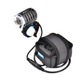 WUBEN B1 Professionele Fietslamp XHP70.2 3600 Lumen Continu Emitting Oplaadbare Waterdichte Fietslamp Zaklamp 6600 mAh
