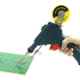 60W Electric Solder Iron Adjustable Temperature Handheld Welding Repair Tool
