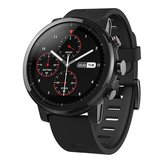 Originele AMAZFIT Stratos Sports Smart Watch 2 GPS 1,34 inch 2,5D scherm 5ATM polsband