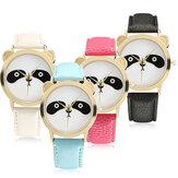 Thời trang Panda Phụ nữ độc đáo Đồng hồ đeo tay nữ