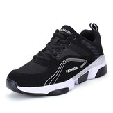 Homens Comfy Mesh Athletic Shoes Sapatos de desporto ao ar livre