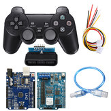 WiFi bluetooth Handle DIY Remote Control Smart Car Module Kit For Motor Servo Drive Arm Geekcreit for Arduino - products that work with official Arduino boards