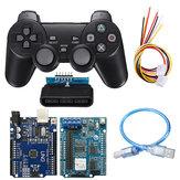 WiFi bluetooth Handle DIY Control remoto Smart Coche Módulo Kit para motor Servo Brazo de accionamiento Geekcreit para Arduino - productos que funcionan con placas oficiales Arduino