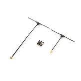0.42g Happymodel 2.4G ExpressLRS EP1 Nano High Refresh Rate Ultra-small Long Range RC Receiver for RC Drone