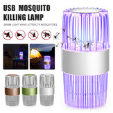 Bakeey USB Power Supply Mute Mosquito Repellent Lamp Physical Photocatalyst Mosquito Killer Lamp