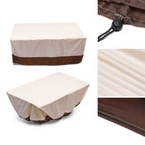 Waterproof Garden Patio Furniture Cover Outdoor Table UV Dust Rain Proof Protector
