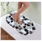 Honana BX-118 ПВХ нескользящие коврики для ванной Pebble Shower Анти Slip Ванная комната Коврики для унитаза Ванная комната Floor Rug