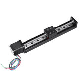 50/100/150/200mm T6 Linear CNC Slide Stage Actuator Motor Stepper Stroke Actuator