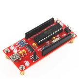 Hiland UNO DIY Kit Byg dit eget Uno Board Kompatibelt med Arduino Uno bundkort