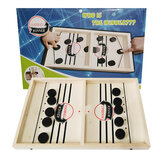 Desktop Hockey Board Game Entertainment Interactive Toys Household Toys