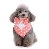 Formal Pets Bowtie Dog Cat Pets Adjustable Bow Ties and Collar
