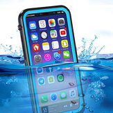IP68 Waterproof / Dirtproof / Snowproof / Caso protetor de choque para iPhone X