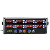 8-Kanal-Digital-Timer CAL-8B Burger Basket Shaking-Timing-Timer
