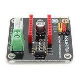 10pcs 3D impresora 42 Stepper motor Drive unidad de expansión 8825/A4988