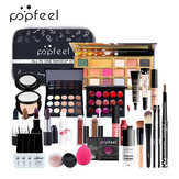 POPFEEL 30-delige make-up cosmetica-set