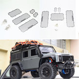 5PCS 1/10 RC Car Crawler Edelstahl Windows Guard für Traxxas TRX-4 TRX4