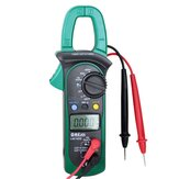 LAOA LA814202 Clamp Multimeter AC/DC Voltage Currency Test Professional Digital Multimeter