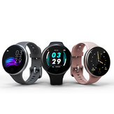 Original              Bakeey ZW31 24 Hours Heart Rate Blood Pressure Oxygen Sleep Monitor Weather Display 5ATM Waterproof Smart Watch
