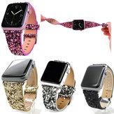 Brilho reloj Banda reemplazo para Apple Watch serie 1 38 mm / 42 mm