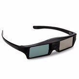 3D RF Bluetooth Active Glasses High Quality Lens Long Usage Time Smart Glasses