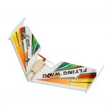 Dançando Asas Passatempo DW Mini Rainbow EPP 600mm Envergadura FPV Flying Wing RC Avião Kit