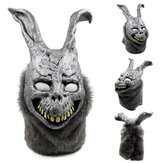 KALOAD H11 Jagd Latex Scary Rabbit Tiere Maske Full Face Cosplay Horror für Halloween Terror