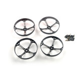 4 PCS Eachine Viswhoop 2.5 Inch Propeller Protective Guard Cover for RC Drone FPV Racing