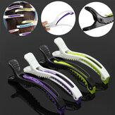 6pcs Alligator Sectioning Haarspangen Separate Haircut Grip Styling Klemme Salon Frisur