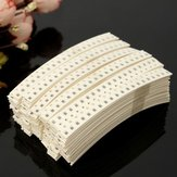 3400pcs 170 valore di 0805 SMD Kit resistenze 0r ~ resistenza 10MR 1 / 8W 5%
