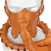 Alien Facehugger Toy Halloween Scorpion Maschera Mortal Kombat Party Puntelli Cosplay