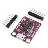 5Pcs CJMCU-340 CH340G TTL Para USB STC Downloader Módulo de comunicação serial Pin Todos os Leads