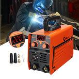 ZX7-200C 220 V 25-300A Máquina de Solda Inversor de Solda DC Soldagem Manual Solda Ferramenta LED Display Atual