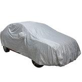 Universal Coche Cubierta Impermeable Dirt Rain Snow al aire libre Protector para camioneta SUV