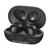 BlitzWolf® BW-FYE5 TWS bluetooth V5.0 Earphone Mini True Wireless Bilateral Call Stereo Headphone with Charging Box