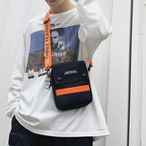 Unisex Nylon Mini Fashion Casual Outdoor Hip-hop Crossbody Bag Shoulder Bag