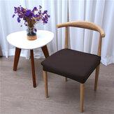 Съемный моющийся эластичный чехол для стула на стул коровьего рога Чехол для стула Anti-Dust Чехол для стула Защитные чехлы