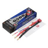 Gaoneng GNB 7.4 V 6500 mAh 110 C 2S Lipo Batteria T Plug Per 1:10 RC Car
