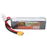 ZOP Power 11.1V 2800mAh 3S 30C Lipo Batteria XT60 Plug
